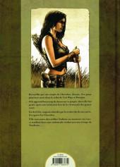 Verso de L'irlandaise -2- Uwoduhi Asgisdi