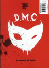 Verso de Detroit Metal City -6- Volume 6