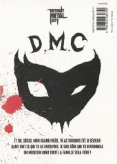 Verso de Detroit metal city -5- Volume 5