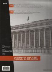 Verso de Dantès -3a2011- Le Visage de la vengeance
