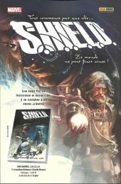 Verso de Marvel Universe Hors Série (Panini - 2008) -10- Shadowland