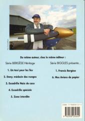 Verso de Histoire de l'aviation