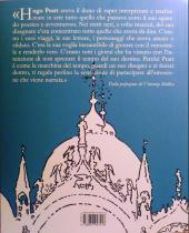 Verso de (AUT) Pratt, Hugo (en italien) -Cat- Il viaggio immaginario di Hugo Pratt