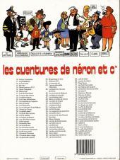 Verso de Néron et Cie (Les Aventures de) (Érasme) -96- Ventre-Saint-Gris