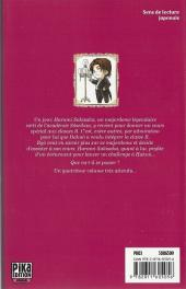 Verso de Lady and Butler -4- Tome 4