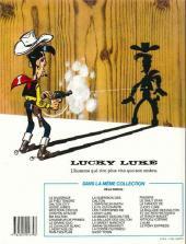 Verso de Lucky Luke -47a91- Le magot des Dalton
