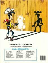 Verso de Lucky Luke -45b86- L'Empereur Smith