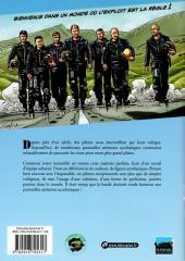 Verso de Patrouilles aériennes acrobatiques -1- Volume 1