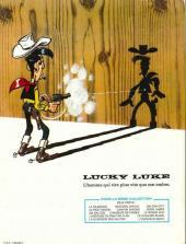 Verso de Lucky Luke -38b78- Ma Dalton