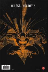 Verso de Batman : Un long Halloween -INTa11- Un long Halloween