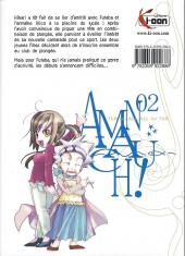 Verso de Amanchu ! -2- Tome 2