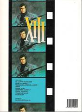 Verso de XIII -5a1992- Rouge total