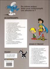 Verso de Johan et Pirlouit -5i- Le serment des vikings