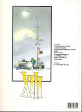 Verso de XIII -7a1992- La nuit du 3 août