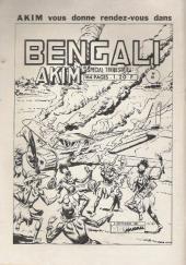 Verso de Akim (1re série) -196- Le souterrain de la mort