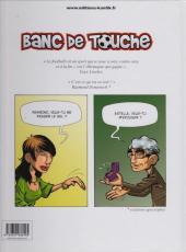 Verso de Banc de touche -1- La Bande à Raymond !