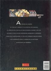 Verso de Chroniques de la Lune Noire -1- Le Signe des Ténèbres