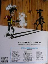 Verso de Lucky Luke -39FW- Chasseur de primes