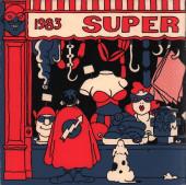 Verso de Super Héros 1983 - 1993