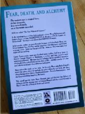 Verso de Frankenstein's Womb (2009) - Frankenstein's Womb