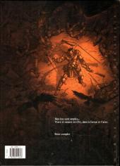 Verso de La guerre des Orcs -1- L'art de la guerre