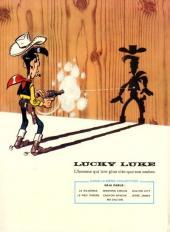 Verso de Lucky Luke -34b72- Dalton City
