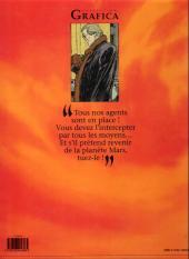 Verso de Le lièvre de Mars -1a1995- Le lièvre de Mars 1