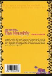 Verso de Me and you... The Naughty