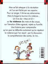 Verso de Ainsi va la vie (Bloch) -34- Max se bagarre