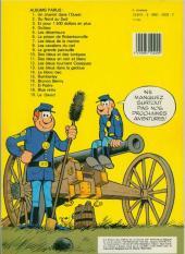 Verso de Les tuniques Bleues -4a1982- Outlaw