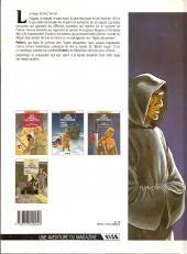 Verso de Les aigles décapitées -3a1989- Les éperons d'or