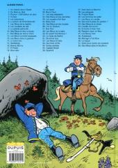 Verso de Les tuniques Bleues -45Soif- Émeutes à New York