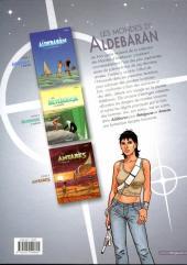 Verso de Aldébaran -5b2010- La créature