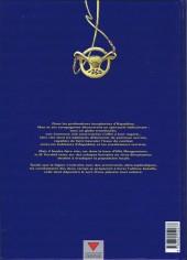 Verso de Aquablue -5- Projet Atalanta