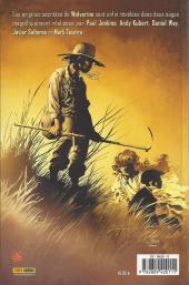Verso de Wolverine : les origines -a2011- Wolverine - Les Origines