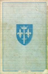 Verso de Belles histoires et belles vies -5a- Jeanne d'Arc