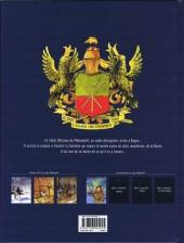 Verso de Le royaume de Borée - La Saga des Pikkendorff -1- Oktavius