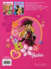 Verso de Barbie (Jungle) -2- Aventures aux Caraïbes
