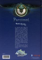 Verso de Wakfu Heroes -2- Percimol