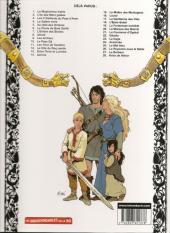 Verso de Thorgal -1Ind- La Magicienne trahie