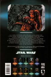 Verso de Star Wars - Legacy -10- Guerre totale