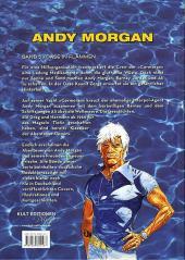 Verso de Andy Morgan -5- Oase in flammen