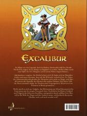 Verso de Excalibur (en allemand) -6- Die wächterinnen von Brocéliande