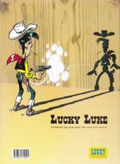 Verso de Lucky Luke -56b99- Le ranch maudit