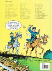 Verso de Les tuniques Bleues -12b2002- Les Bleus tournent cosaques
