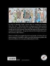 Verso de Le rêve de Cécile - Tome b2011