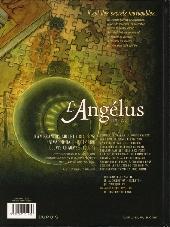 Verso de Secrets - L'Angélus -2- Tome 2/2