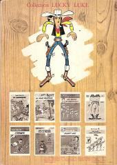 Verso de Lucky Luke -1b1980- La mine d'or de Dick Digger