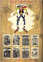 Verso de Lucky Luke -7b80- L'élixir du docteur Doxey