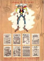 Verso de Lucky Luke -11b66- Lucky Luke contre Joss Jamon